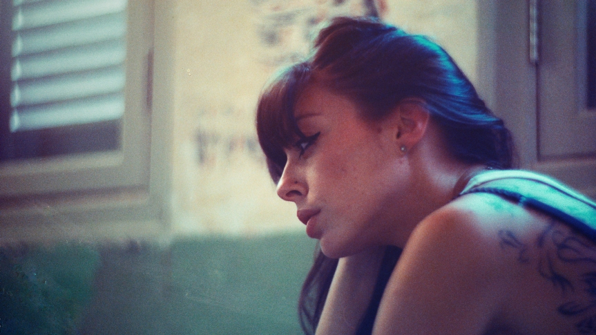 Elodie Blain/ The Petzval Experiment / Film Photography / Lomography / CineStill 800T